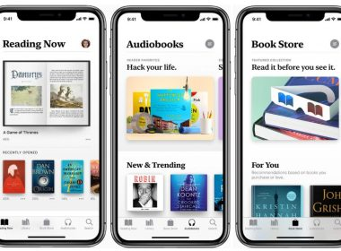 Apple Books App