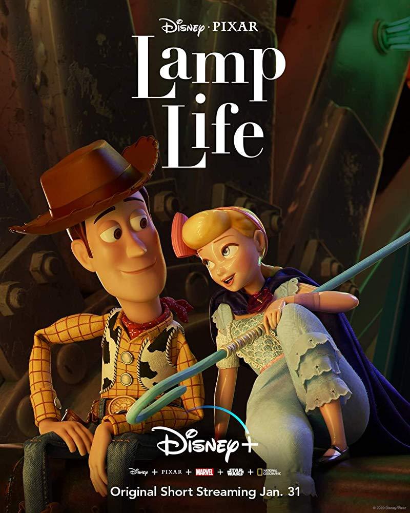 Lamp Life Disney Plus