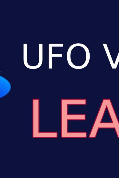 ufo vpn leak